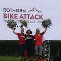 2. Platz Bike Attack Lenzerheide