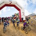1. Platz Lenzerheide Bike Attack  Foto: Sportograf