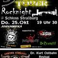 Plakat Rocktober 2012