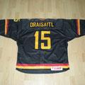 2013/14 - Leon Draisaitl - U20 WM - Gameworn