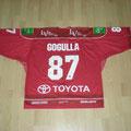 2016/17 - Philip Gogulla - 3rd/PO home - Gameworn