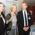 Carmen Lomana, Irene romero y Christophe Billet.