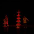 Les pagodes post-industrielles de Julos Beaucarne à Spa pour « Son Petit Royaume »