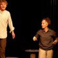 À Éghezée, Murielle Hobe-De Hertogh et Philippe Derlet dans « Son Petit Royaume » d'après Julos Beaucarne