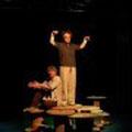 Spectacle avec des textes de Beaucarne au Théâtre de Namur