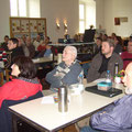 2. Seminartag / Aufmerksame Zuhörerinnen und Zuhörer