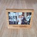Holzbox für Fotos in den Größen 13x19 cm