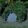 Grabstätte auf dem Güstrower Friedhof