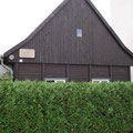 Diese kleine Kirche wurde mit Spendenmitteln schwedischer Christen errichtet