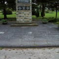 Friedhof Grabdenkmal Opfer Imperialismus