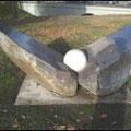 Im Sommer 3009 arbeiteten sechs Künstler an Denkmalen für Güstrow