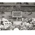 Todesstätte von zwei jungen Güstrower Bürgern