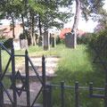 Neukruger Str. Jüdischer Friedhof