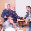 2. Platz ging an den Sektionsleiter der Traktorfreunde Franz Spitaler