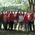 ca. 20 USV Aktivisten waren bei Minigolfmeisterschaft 2012 dabei