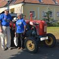 Unser ältestes Teilnehmerehepaar - Edeltraud und Karl Schleinzer