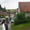 Die Fahrt führte uns via Doberndorf zu unserem Ziel nach Gallien