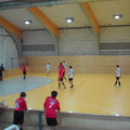 Spiel gegen Eggenburg in Eggenburg