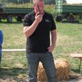 Cheforganisator JVP Obmann Markus Steinböck