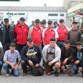 16 USV Traktorfreunde waren bei Räder Classic 2013 dabei