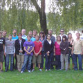 Teilnehmer beim USV Minigolfturnier 2010