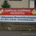 Einladung zum 7. Mannschaftsschnapsen in Walkenstein