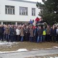 Über 50 USV Aktivisten waren dabei