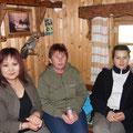 Dagi, Doris und Kerstin