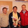 1. Platz und USV Schnapserköing 2014  Norbert Kirchner - Gratulation