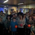 Fast 30 USV Mitglieder waren am 20.1.2012 in Mold dabei