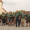 Platz 1 - Traktorfreunde Kleinhöflein - Danke
