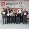 Siegerteam 2012: FF Kainreith