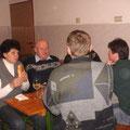 Wie immer stark vertreten:Walkenstein sowie einige Freunde aus Heinrichsdorf