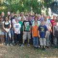 Teilnehmer beim 3. USV Minigolfturnier (Sept. 2011)