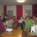 Viele Mitglieder waren bei der GV anwesend