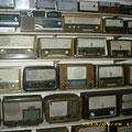 umfangreiche Radio und Raritätensammlung