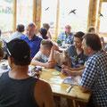 Mittagessen und gemütliches Beisammensein in Hessendorf