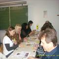 USV Damenteam: Andrea Schleinzer, Gerti Allinge, Gerti Wessely, Regina Gundinger und Sally Koller
