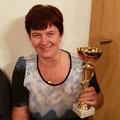 beste USV Damen: Gabi Fröhlich - Gratulation