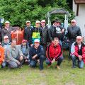 Mai 2013 : 1. Ausfahrt der Oldtimertraktorfreunde