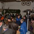 Über 150 Besucher sind der Einladung der Traktorfreunde gefolgt...
