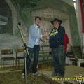 3. Platz für Franz Spitaler ( Traktor Originalzustand)