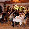 Viele Freunde und Wegbegleiter waren bei der Feier anwesend