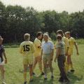 250. SPIEL FÜR DEN USV ( RUDOLF ETZEL / KARL SCHLEINZER) 1986