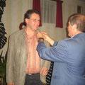 UNION Ehrenzeichen Bronze für AR Karl Schleinzer