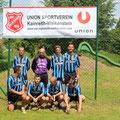 """""""FC Beckenrandschwimmer"""" die späteren Turniersieger"""