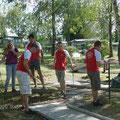 Organisation erfolgte durch die USV Junioren: Sektionsleiter Florian Garhofer