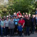 Gruppenfoto in Missingdorf