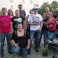 Norbert und mit Familie