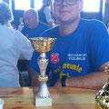 Pokal für den schönsten restaurierten Traktor: Christoph GERHART  (MC Cormick)